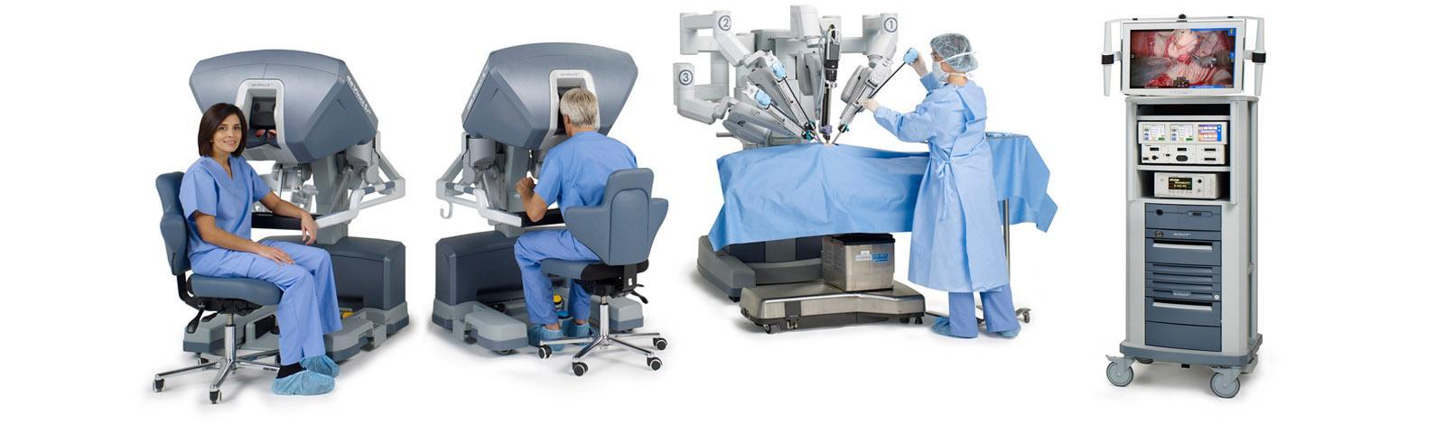sistemul chirurgical da vinci