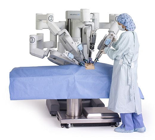 chirurgie-robotica