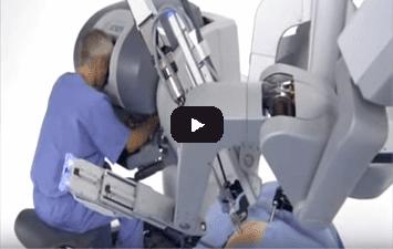 Chirurgia robotica da Vinci