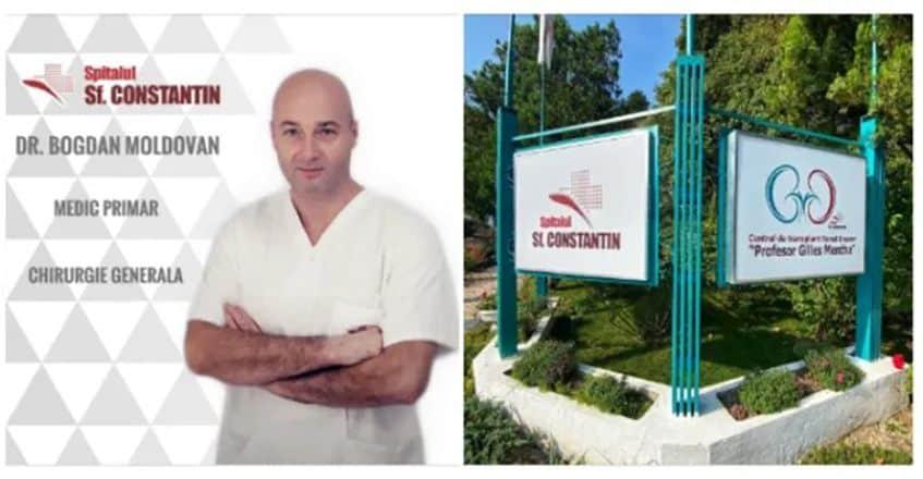 Maraton de transplant renal la Spitalul Sf Constantin