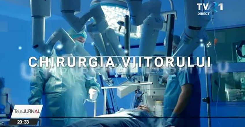 Chirurgia viitorului